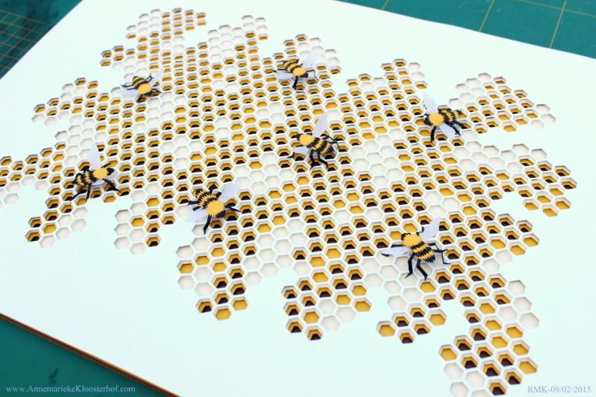 Beehive angle - Annemarieke Kloosterhof