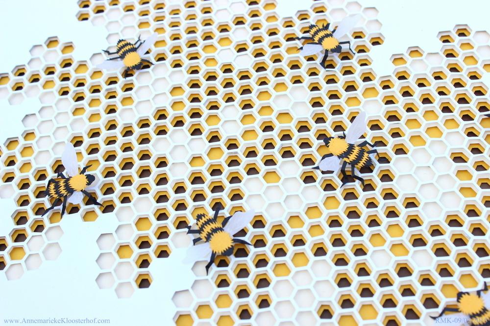 Beehive Angle closeup Annemarieke Kloosterhof