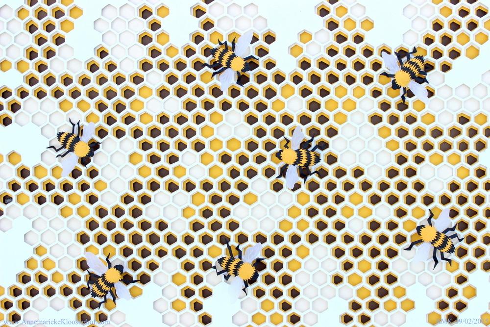 Beehive closeview- Annemarieke Kloosterhof