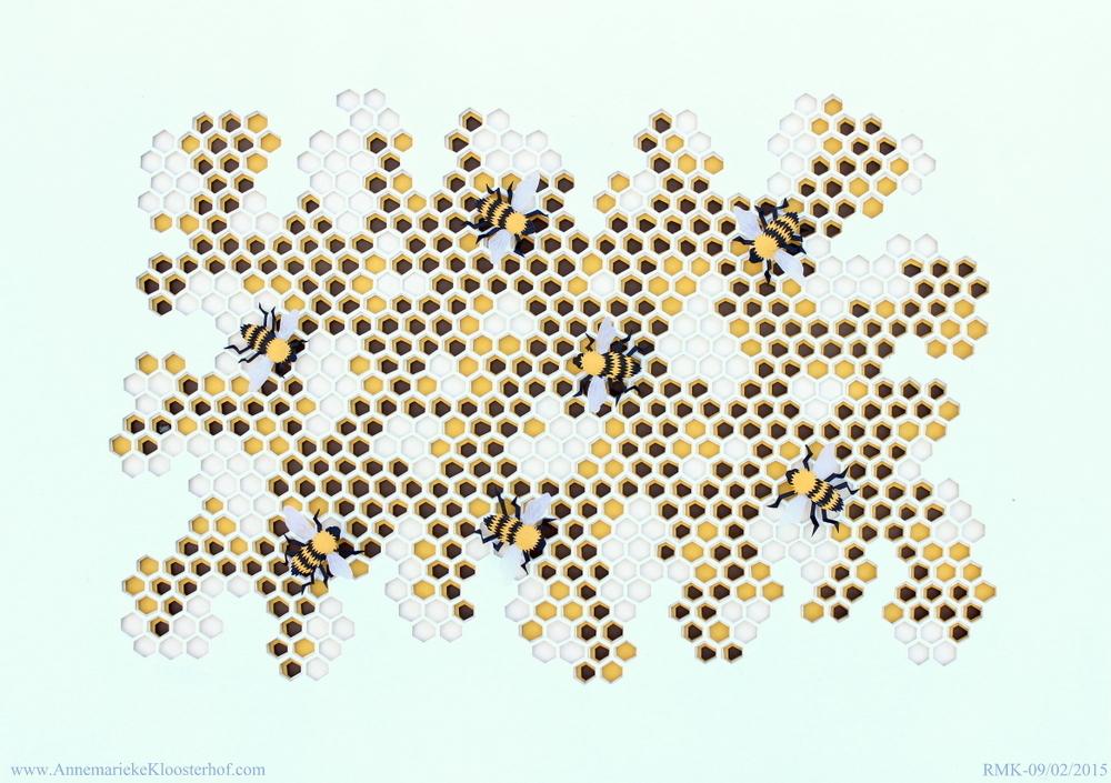 Beehive full view- Annemarieke Kloosterhof