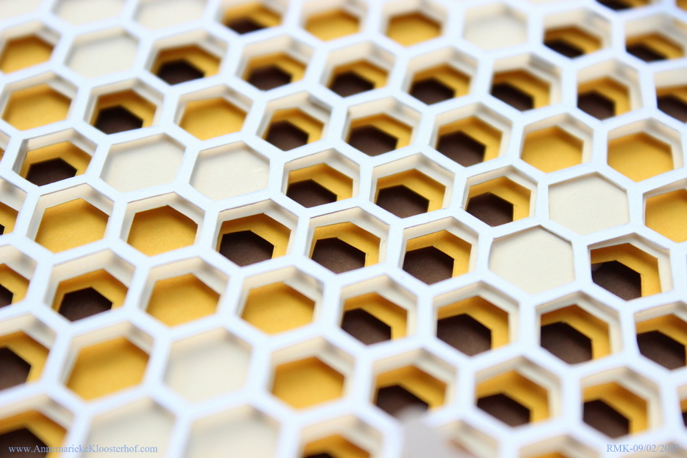 Beehive Geometric - Annemarieke Kloosterhof