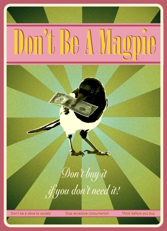 Don'tbeamagpiegroenroz