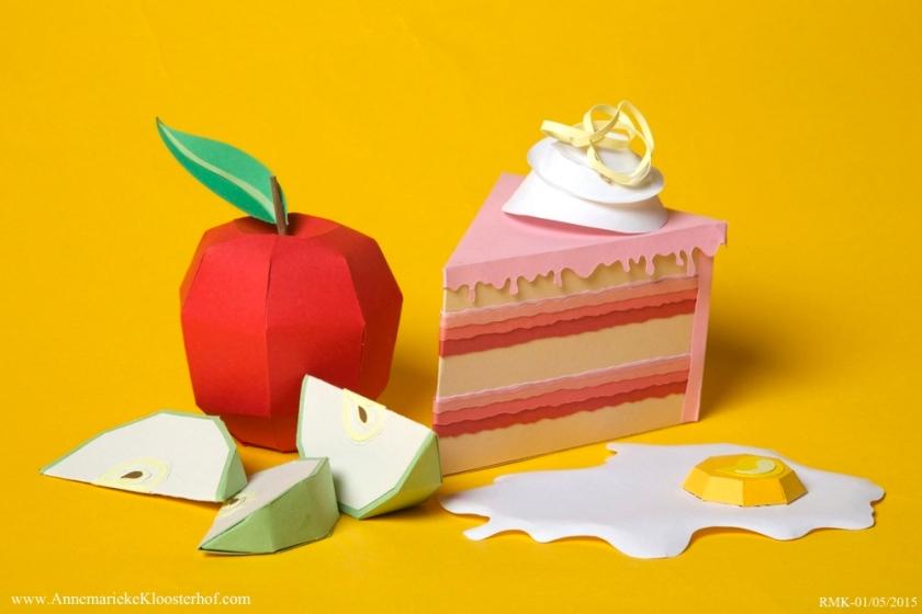 Idioms final piece of cake