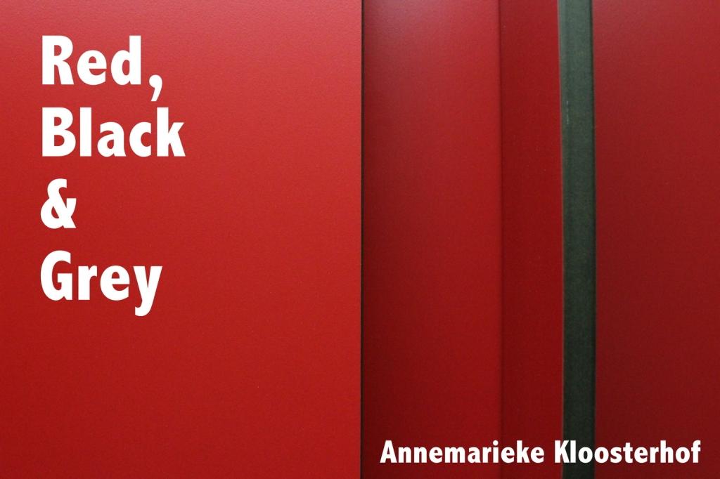 Annemarieke Kloosterhof Title Page