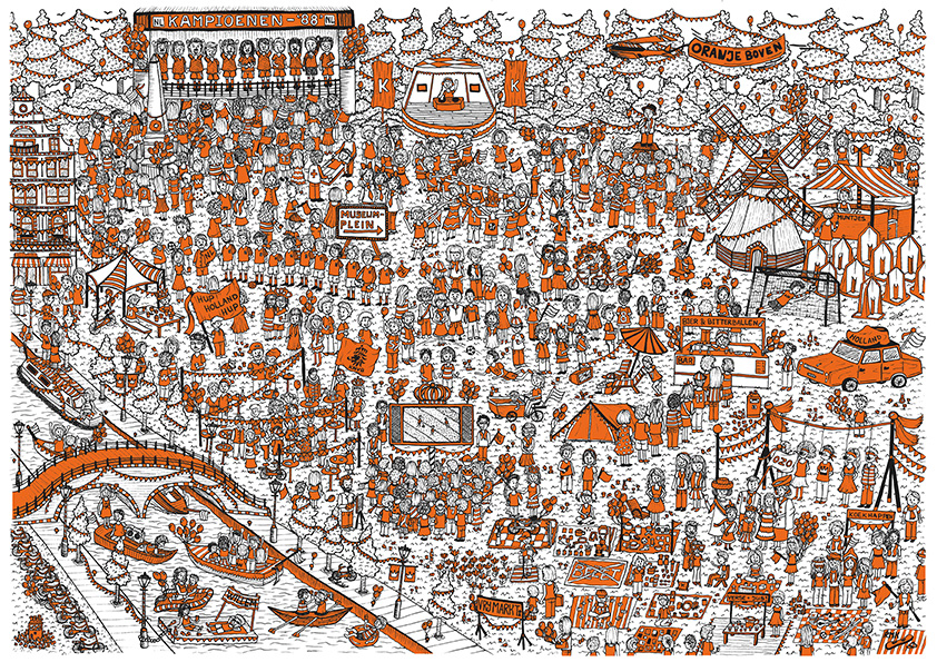 Where's Willem? - small res, Annemarieke Kloosterhof