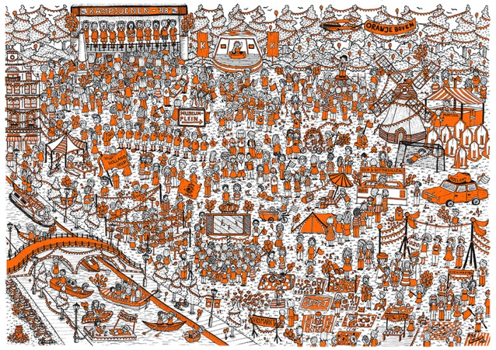 Where's Willem? - small res, Annemarieke Kloosterhof