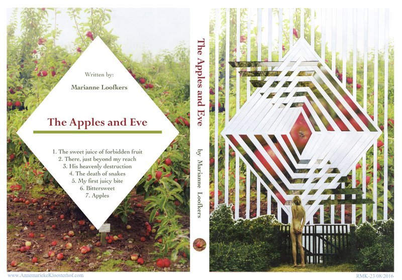 A3 Book Cover Apples