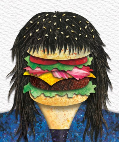 COLOUR REFERENCE - Patty Smith Burger