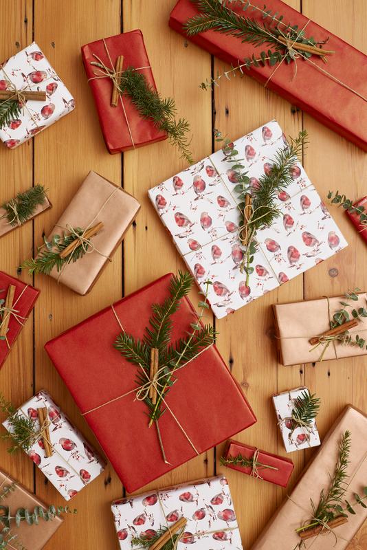John Lewis Gift Holly